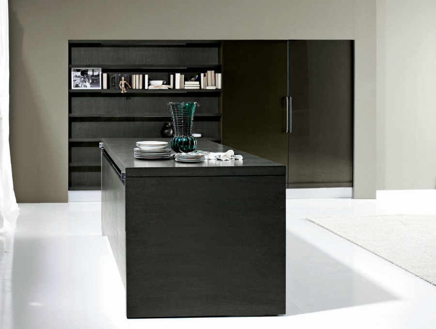 k che auf ganz kleinem raum k chenplaner magazin. Black Bedroom Furniture Sets. Home Design Ideas