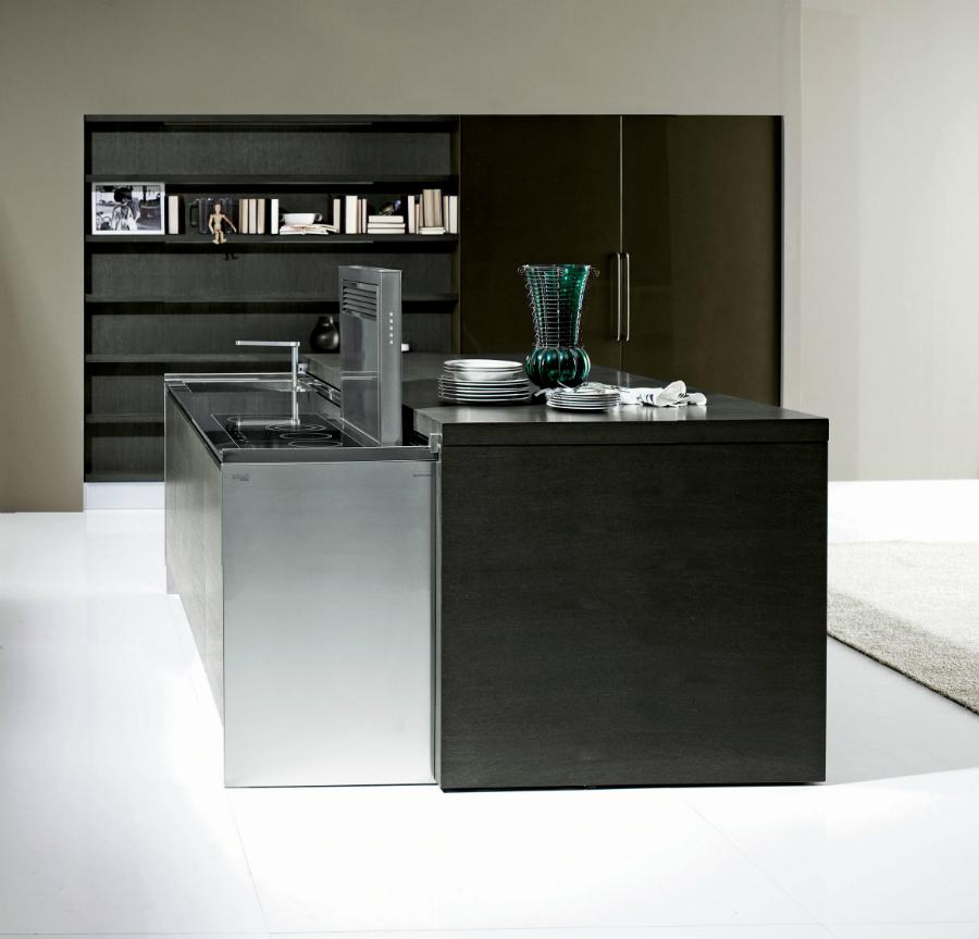 k che auf ganz kleinem raum k chenplaner magazin. Black Bedroom Furniture Sets. Home Design Ideas