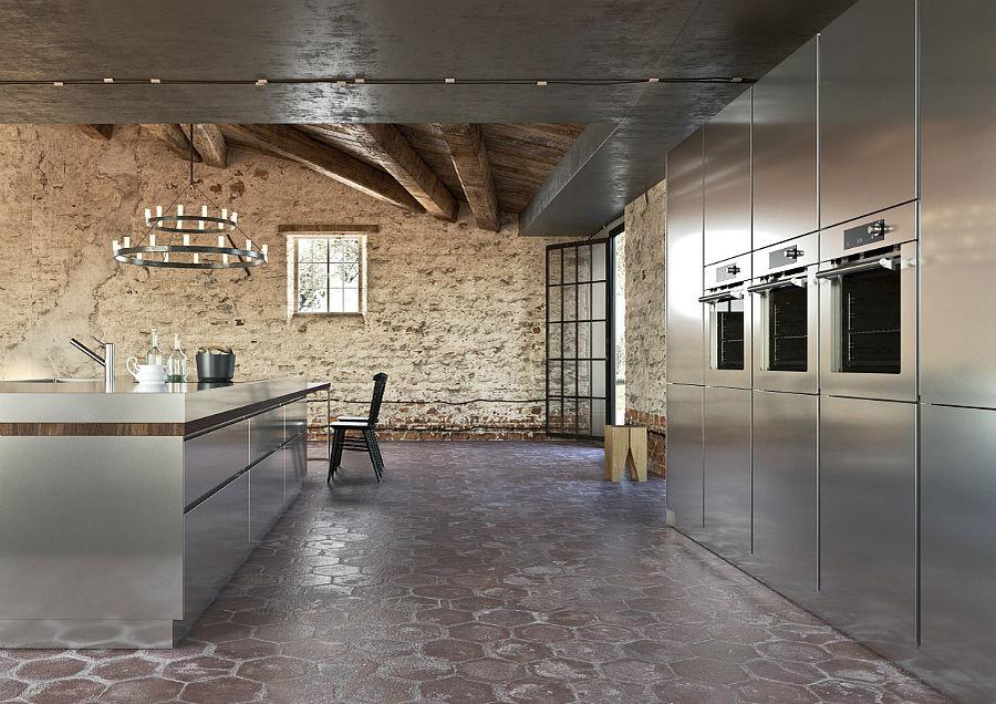 Möbel komplett aus Edelstahl: Küchenplaner-Magazin