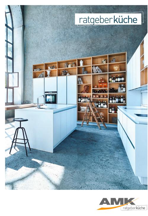 Verbraucherinfos auf 76 seiten der neue amk ratgeber küche erscheint zur livingkitchen 2015 foto amk