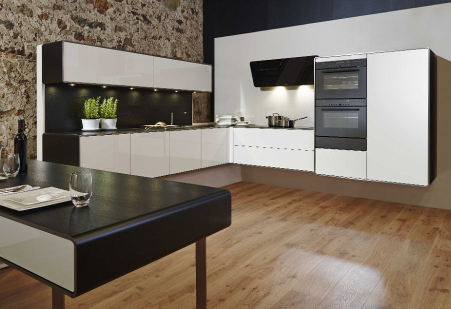 ganz feiner rahmen k chenplaner magazin. Black Bedroom Furniture Sets. Home Design Ideas