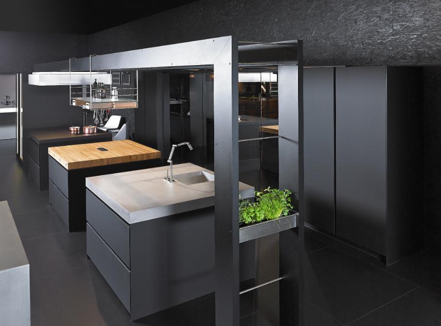 die küche zur werkstatt gemacht: küchenplaner-magazin - Eggersmann Küche