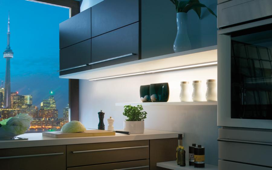 homogenes fl chenlicht k chenplaner magazin. Black Bedroom Furniture Sets. Home Design Ideas