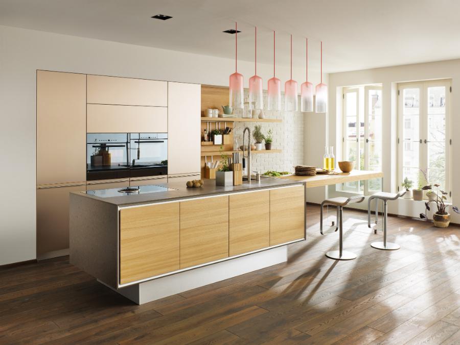 Holz begeistert Designliebhaber: Küchenplaner-Magazin
