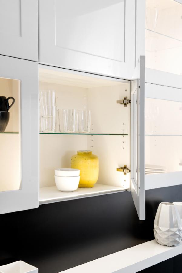 led griffprofil f r oberschr nke k chenplaner magazin. Black Bedroom Furniture Sets. Home Design Ideas