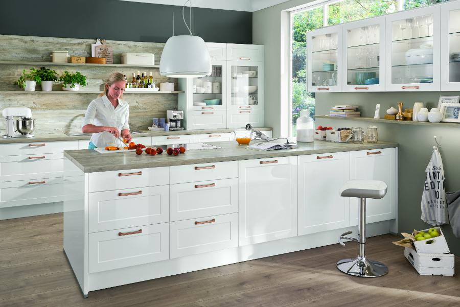 Moderner klassiker k chenplaner magazin for Nobilia kuchenplaner