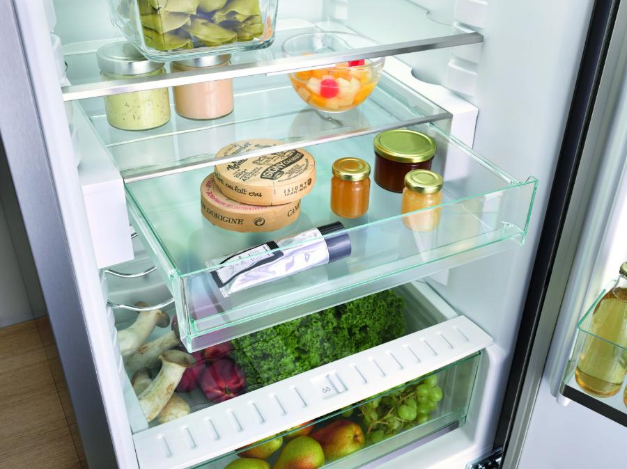 Kühlschrank Schubladen : Kühlschrank als memoboard: küchenplaner magazin