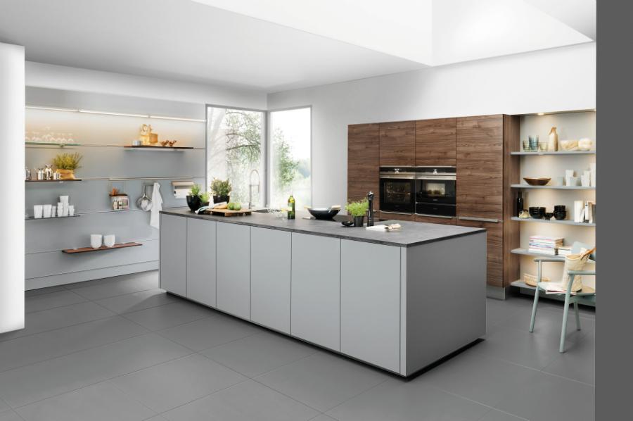 Wohnliche Küche mit smarter Technik: Küchenplaner-Magazin