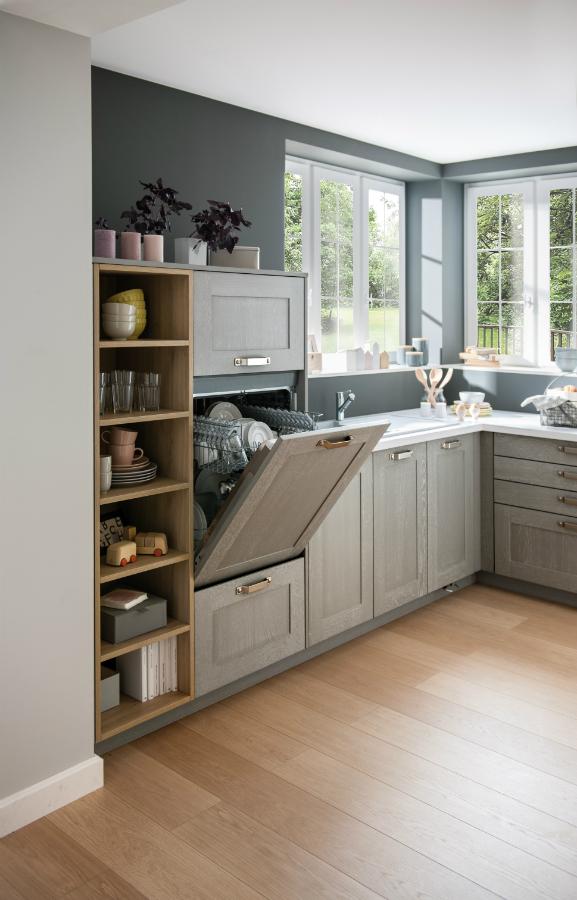 k che geschirrsp ler erh ht tische f r die k che. Black Bedroom Furniture Sets. Home Design Ideas