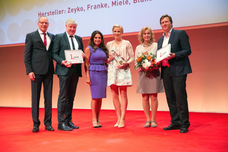 MHK Prämiert U201eDie Schönsten Küchen Des Jahresu201c