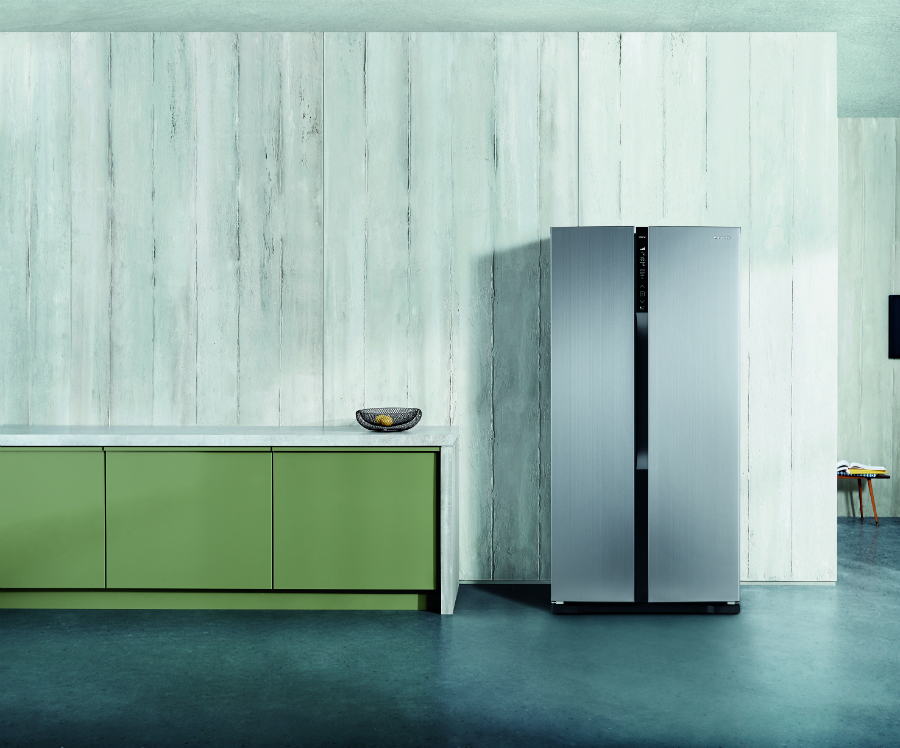 Panasonic Kühlschrank Side By Side : Panasonic erstmals mit einbaugeräten: küchenplaner magazin