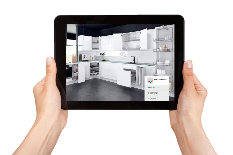 k chenplaner tablet android latribuna. Black Bedroom Furniture Sets. Home Design Ideas