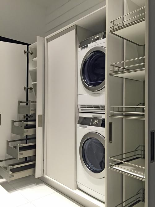 Heimat für die Waschmaschine: Küchenplaner-Magazin