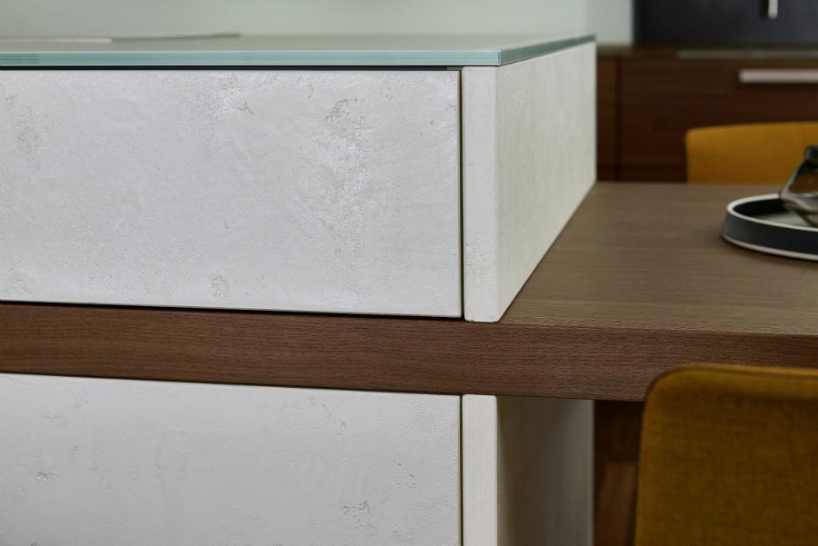 Kochinsel mit integriertem Esstisch: Küchenplaner-Magazin