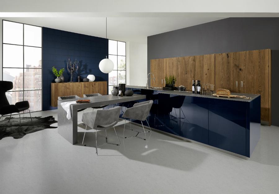 Konzepte für das Leben in der Küche: Küchenplaner-Magazin | {Küchen mit integriertem esstisch 28}
