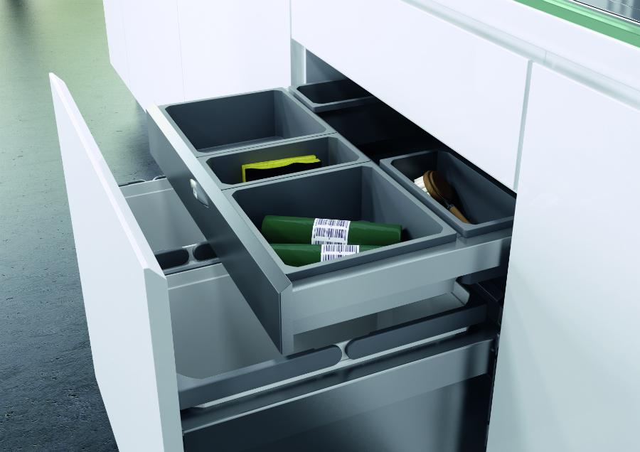 Ideen für die Abfalltrennung: Küchenplaner-Magazin