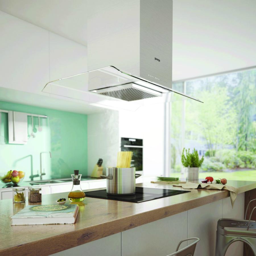 """Mit elegantem """"SmartCurve""""-Glas: Küchenplaner-Magazin"""
