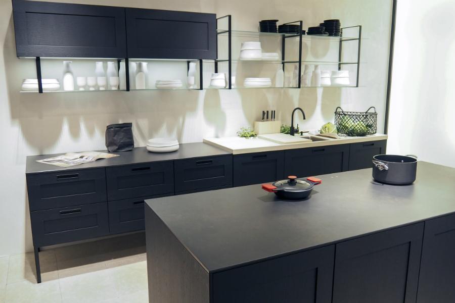 Ein Designwunsch, zwei Alternativen: Küchenplaner-Magazin
