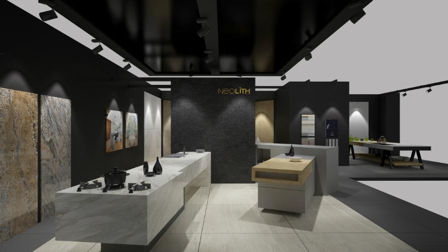 authentische dekore aus neolith k chenplaner magazin. Black Bedroom Furniture Sets. Home Design Ideas