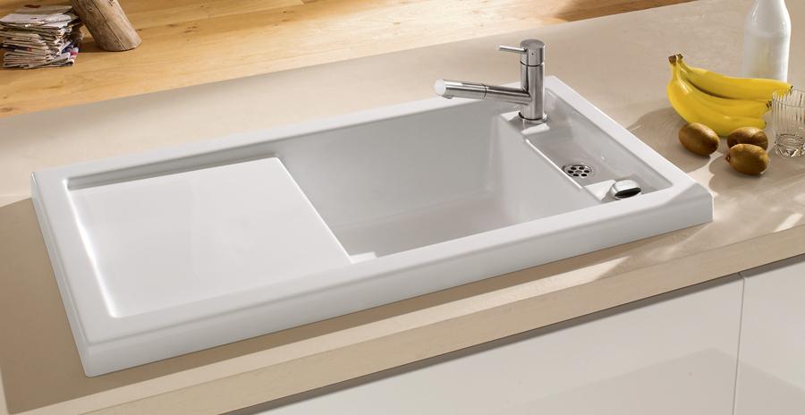 k che keramik waschbecken k che keramik waschbecken in. Black Bedroom Furniture Sets. Home Design Ideas