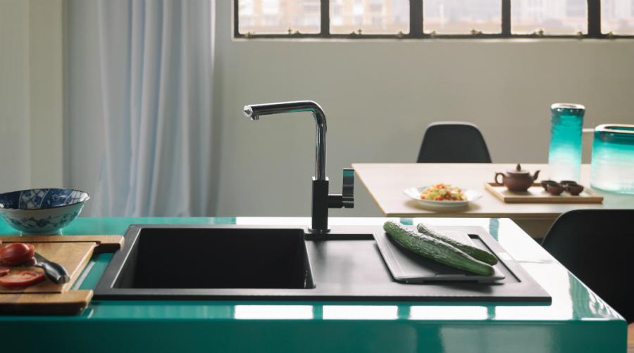 Dunstabzugshaube franke kopffrei 60 cm: franke smart flat fsfl bk