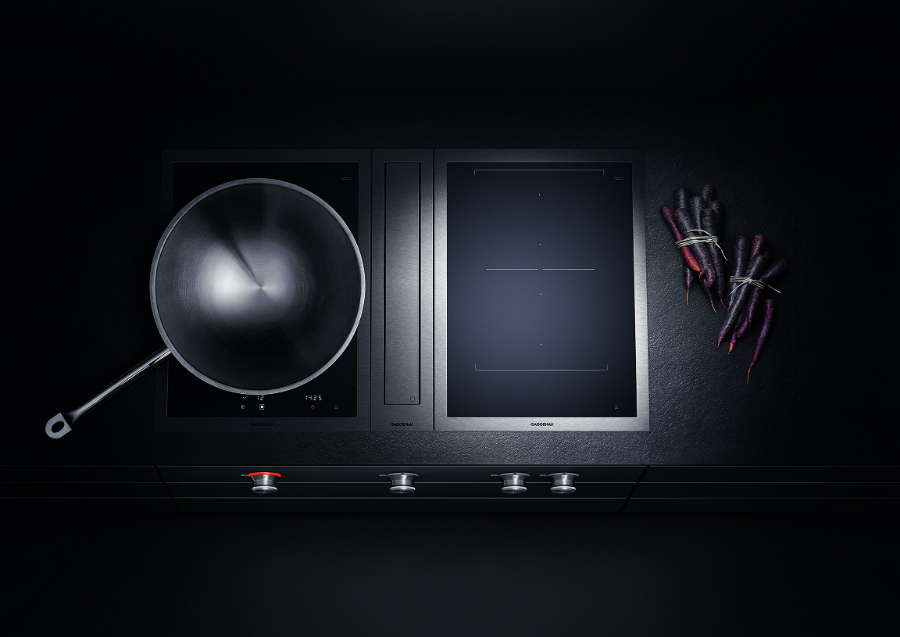 gaggenau aktualisiert vario 400 k chenplaner magazin. Black Bedroom Furniture Sets. Home Design Ideas