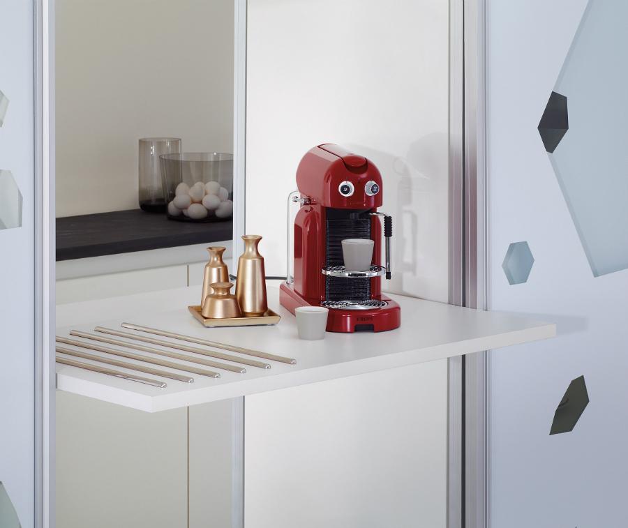 Schiebelösungen rund um die Küche: Küchenplaner-Magazin