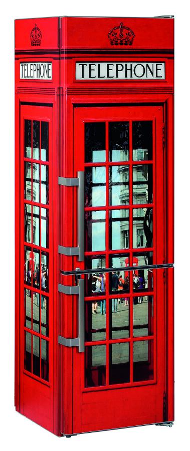 Die Kühlschrank Telefonbox Ist Seit Mai 2016 Im Handel Verfügbar. Foto:  Liebherr