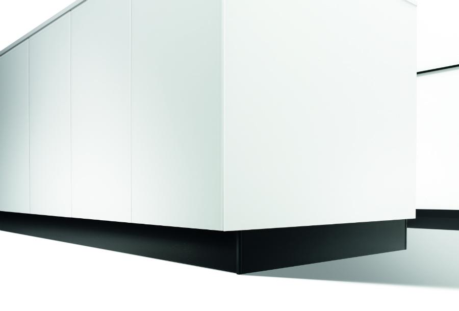Ergonomisches Griffprofil: Küchenplaner-Magazin