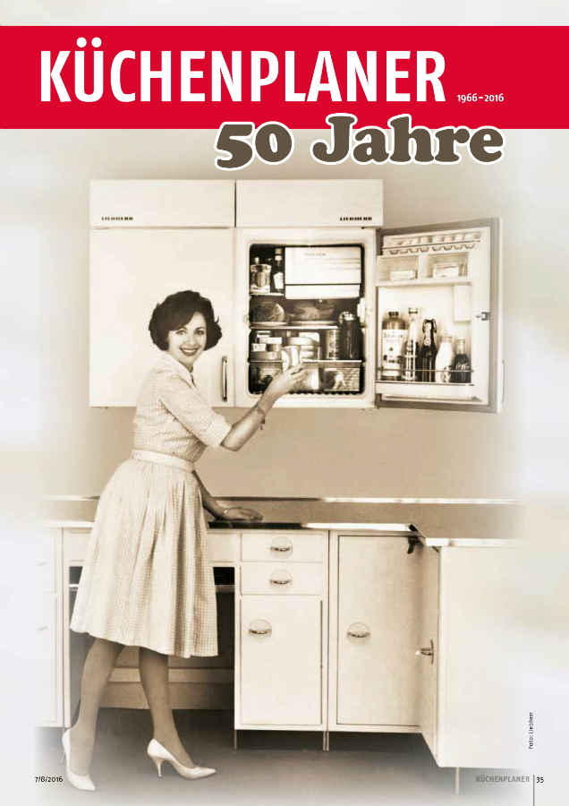 50 jahre k chenplaner k chenplaner magazin. Black Bedroom Furniture Sets. Home Design Ideas