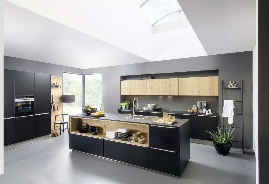 """see. touch. feel."""": Nolte Küchen erleben: Küchenplaner-Magazin"""