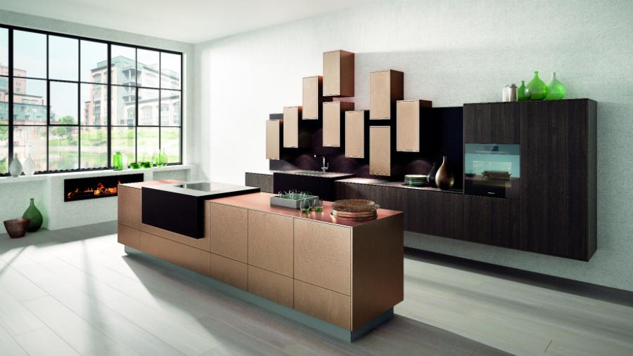 Vier Elemente, fünf Küchen: Küchenplaner-Magazin
