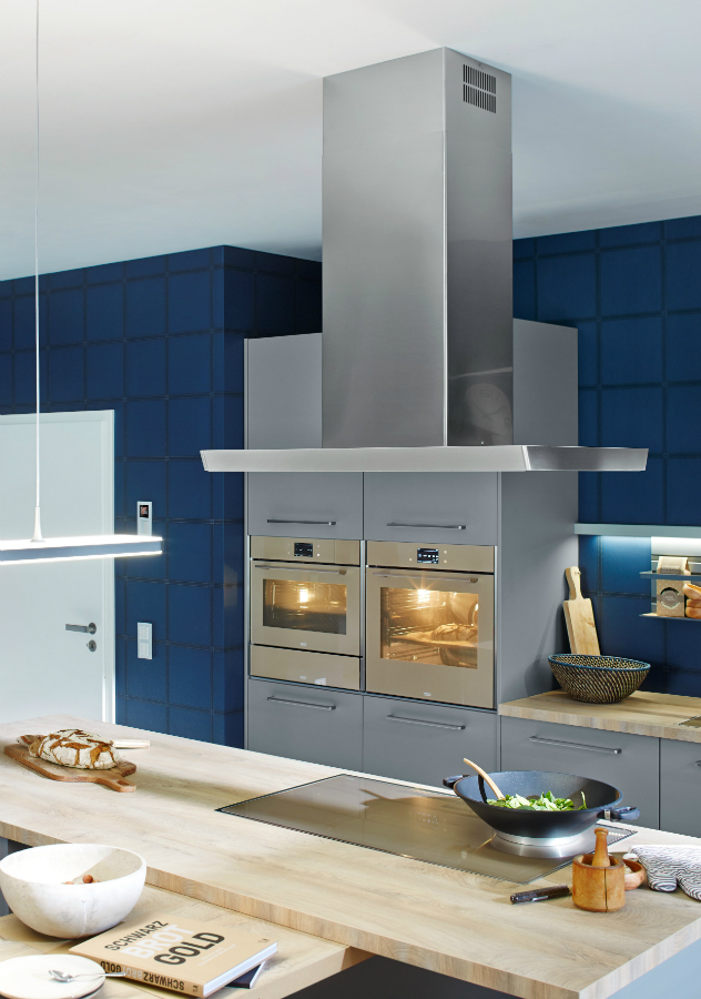 Champagnertöne für die Küche: Küchenplaner-Magazin