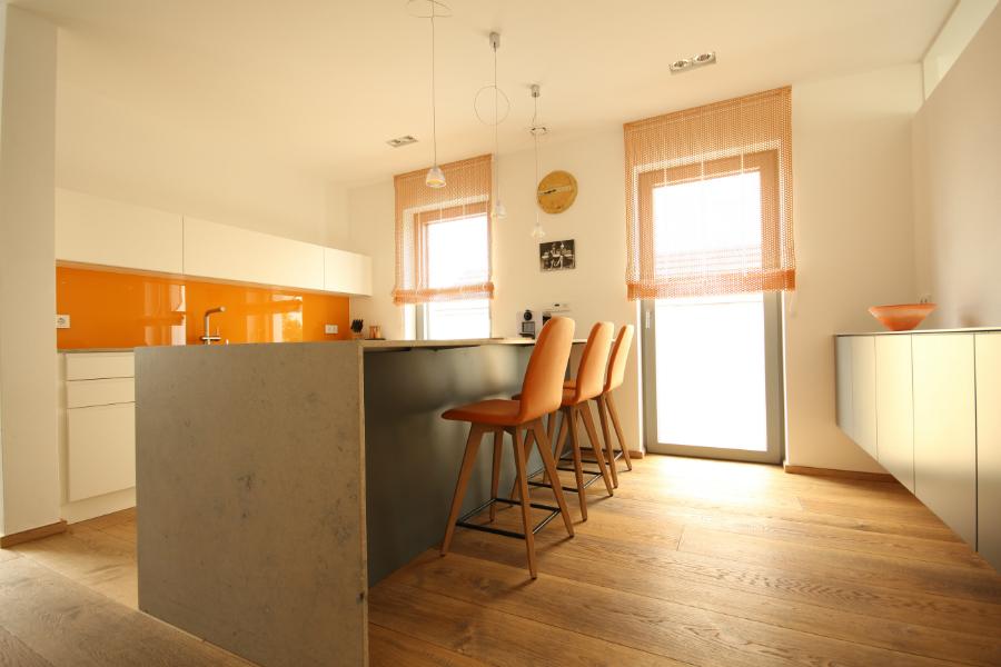 puristische wohlf hlk che k chenplaner magazin. Black Bedroom Furniture Sets. Home Design Ideas