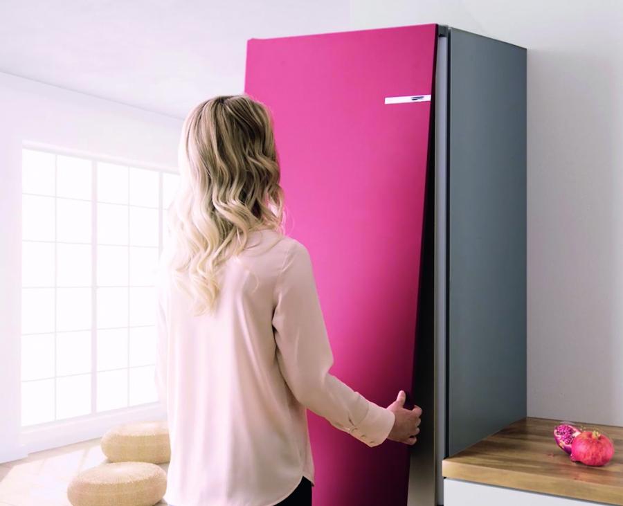 Amica Kühlschrank Pink : Wechselnde farbtupfer für die küche: küchenplaner magazin