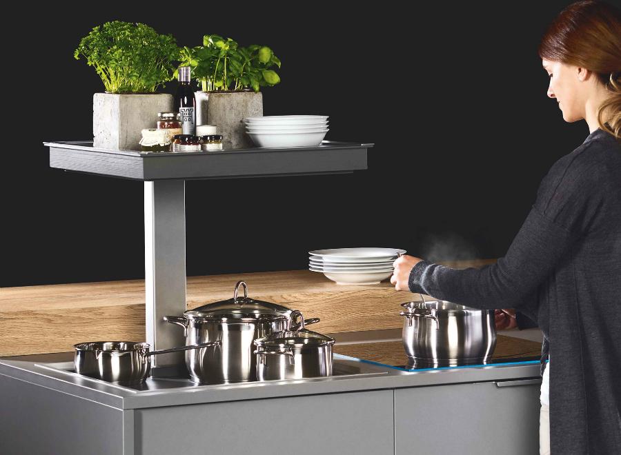 Tablare nutzen die Küchenecke optimal: Küchenplaner-Magazin