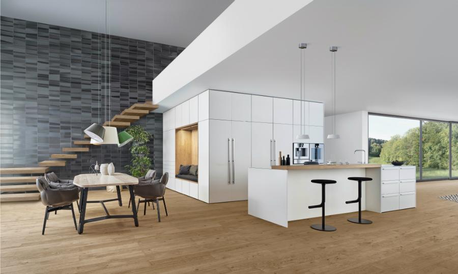 leicht wird noch wohnlicher k chenplaner magazin. Black Bedroom Furniture Sets. Home Design Ideas