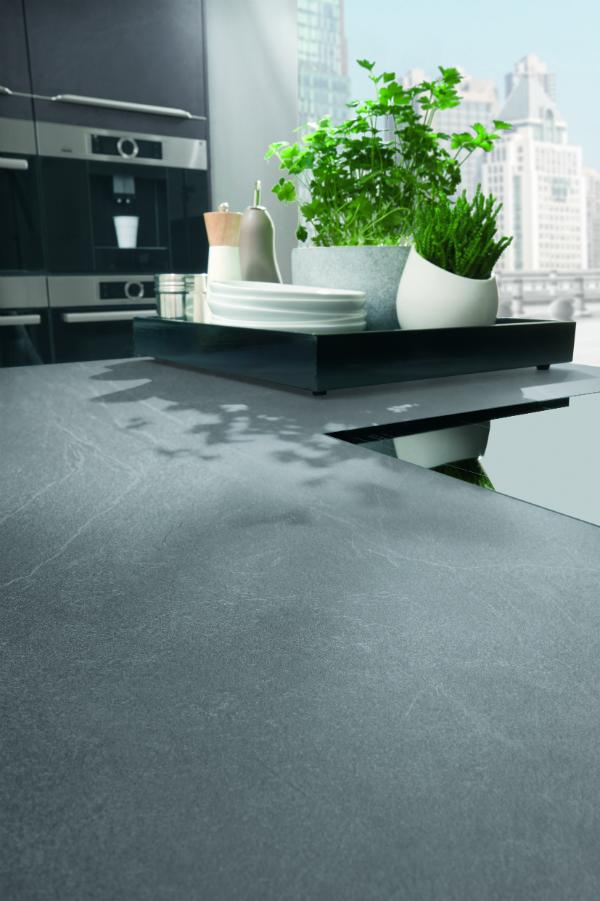 Arbeitsplatte Küche Steindekor | Sieht Aus Wie Stein Kuchenplaner Magazin
