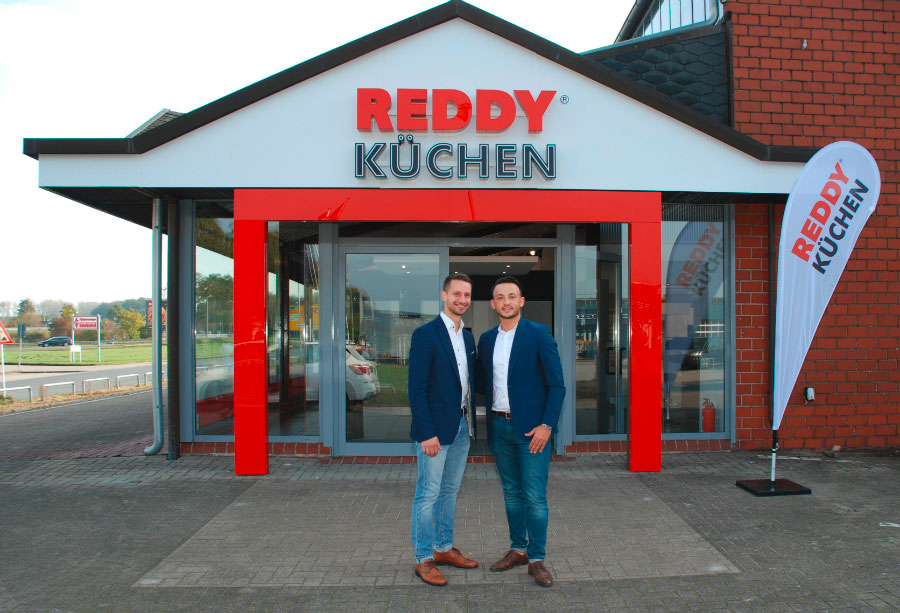 Reddy Küchen eröffnet in Wallenhorst: Küchenplaner-Magazin