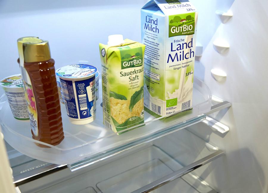 Kühlschrank Korb : Gerätekomfort wie im möbel: küchenplaner magazin