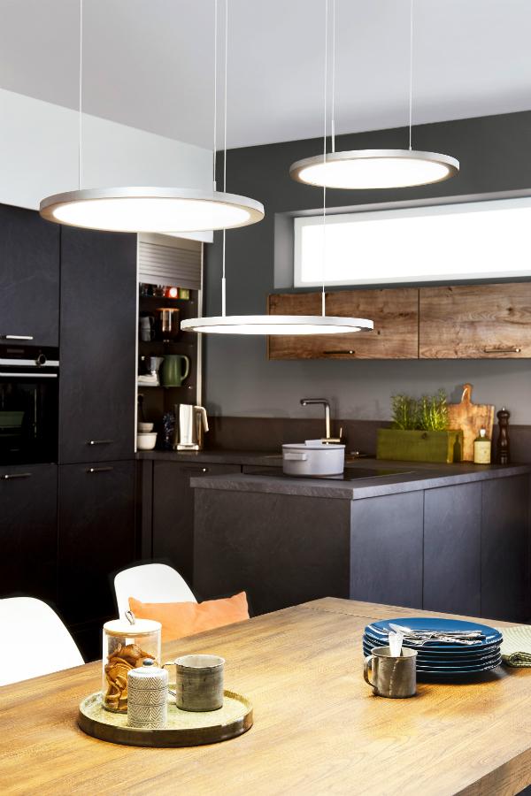 Pendelleuchten für die Wohnwelt Küche: Küchenplaner-Magazin