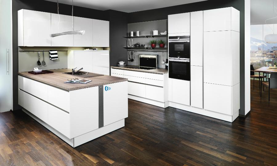 Tolle Neuester Trend In Den Küchenschränken 2014 Zeitgenössisch ...