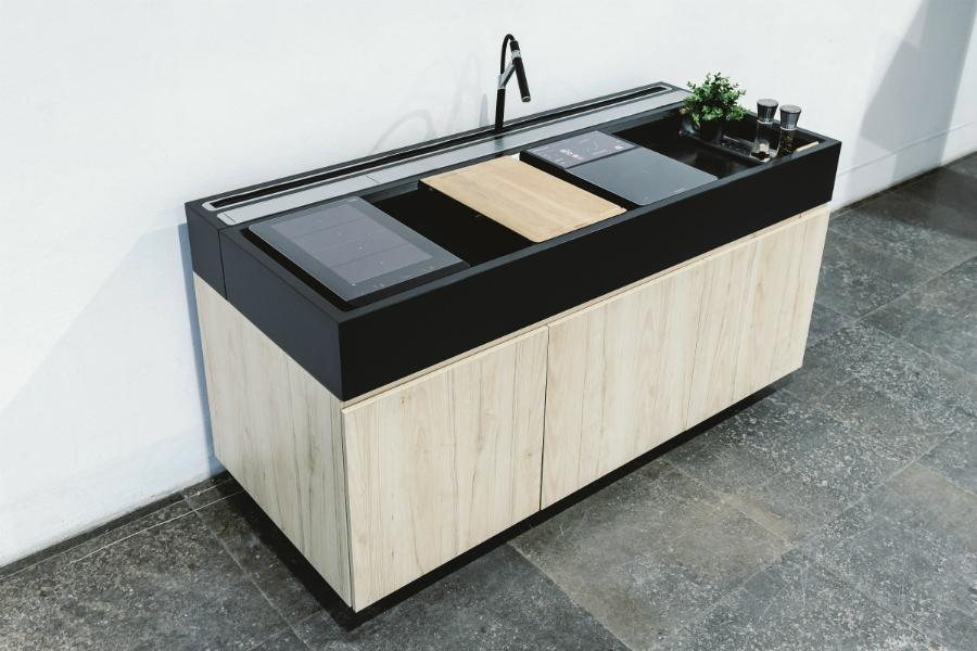 alltagsorientierte kompaktk che gewinnt siemens award. Black Bedroom Furniture Sets. Home Design Ideas