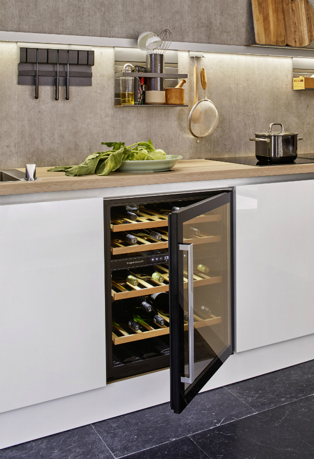 Weinklimaschränke für kleine und große Küchen: Küchenplaner-Magazin
