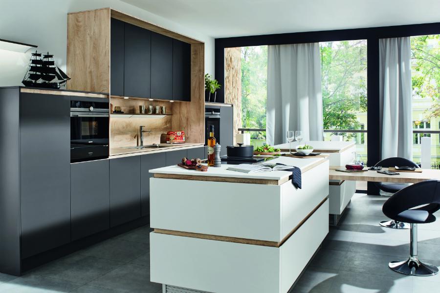 Was jetzt in Deutschlands Küchen steht: Küchenplaner-Magazin