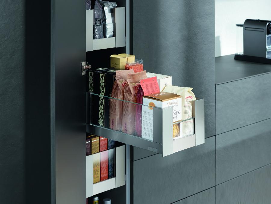 zugriff von drei seiten k chenplaner magazin. Black Bedroom Furniture Sets. Home Design Ideas