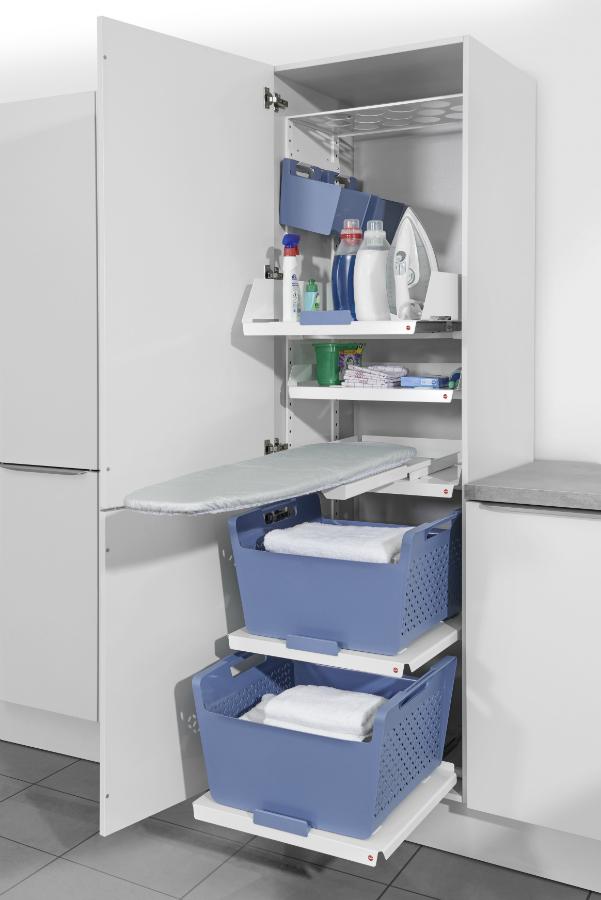 Komfortable Bewegung im Küchenschrank: Küchenplaner-Magazin