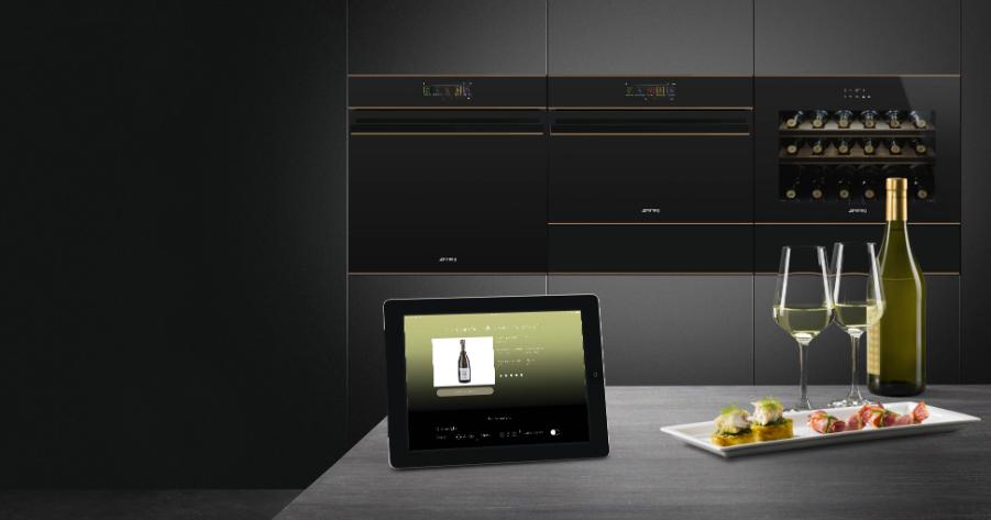 Smeg Kühlschrank Zu Kalt : Smeg zeigt vielfalt auf gut böckel: küchenplaner magazin