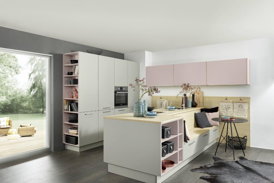 Nolte Küchen präsentiert sich flexibel und strukturiert ...