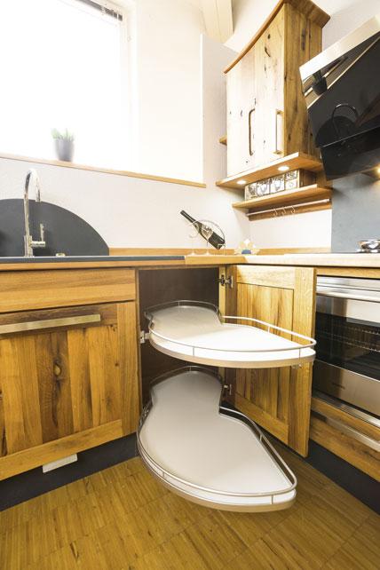 Pfister Küchen altholz tut der seele gut küchenplaner magazin